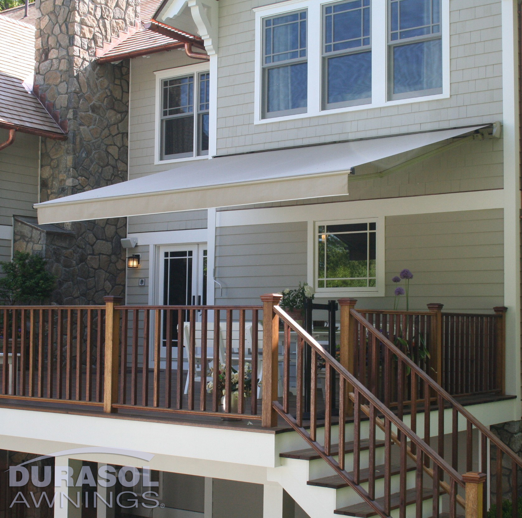 Retractable Awnings, Outdoor Living Spaces Eau Claire, WI ...