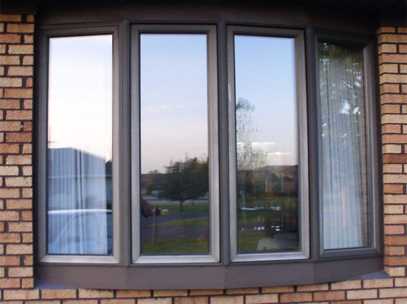 Difference Between Bay And Bow Windows : Difference between bay and bow windows vs