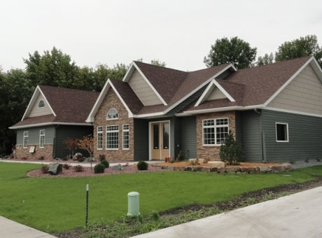 siding accents