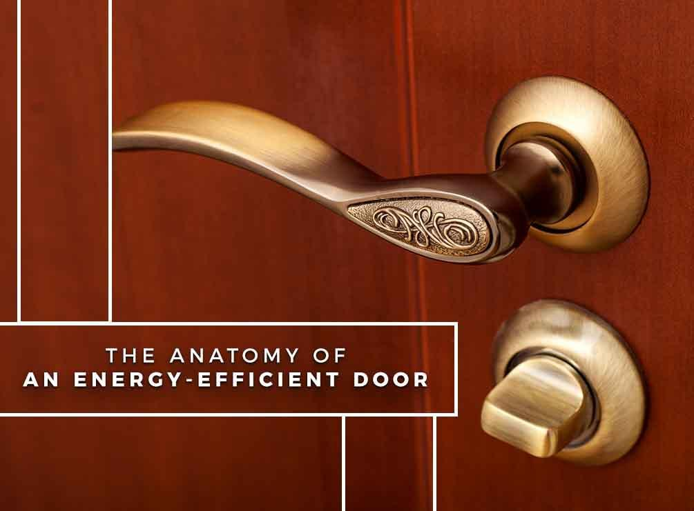 The Anatomy of an Energy-Efficient Door