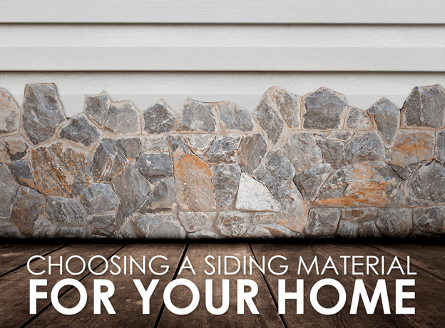 Choosing A Siding Material For Your Home
