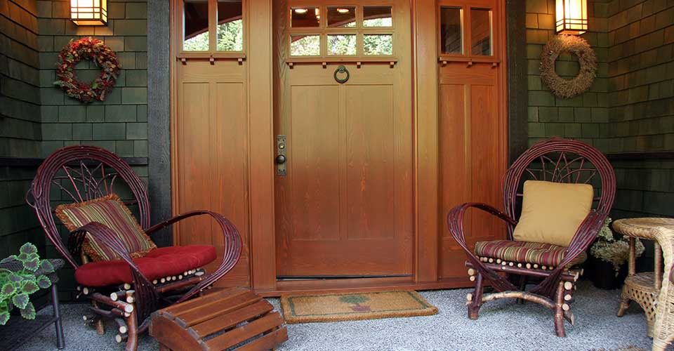 Entry Doors Installation