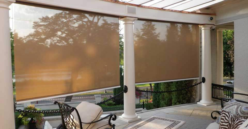 Residential Solar Screens