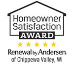 RBA Homeowner Satisfaction Award