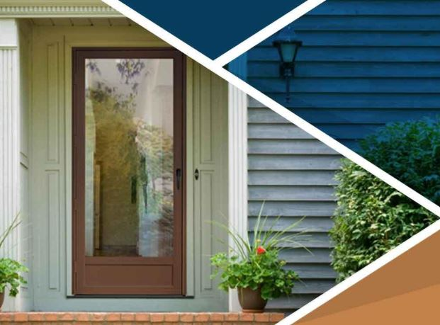 Top 4 Reasons to Install Our ProVia® Storm Doors Provia Storm Door Install on