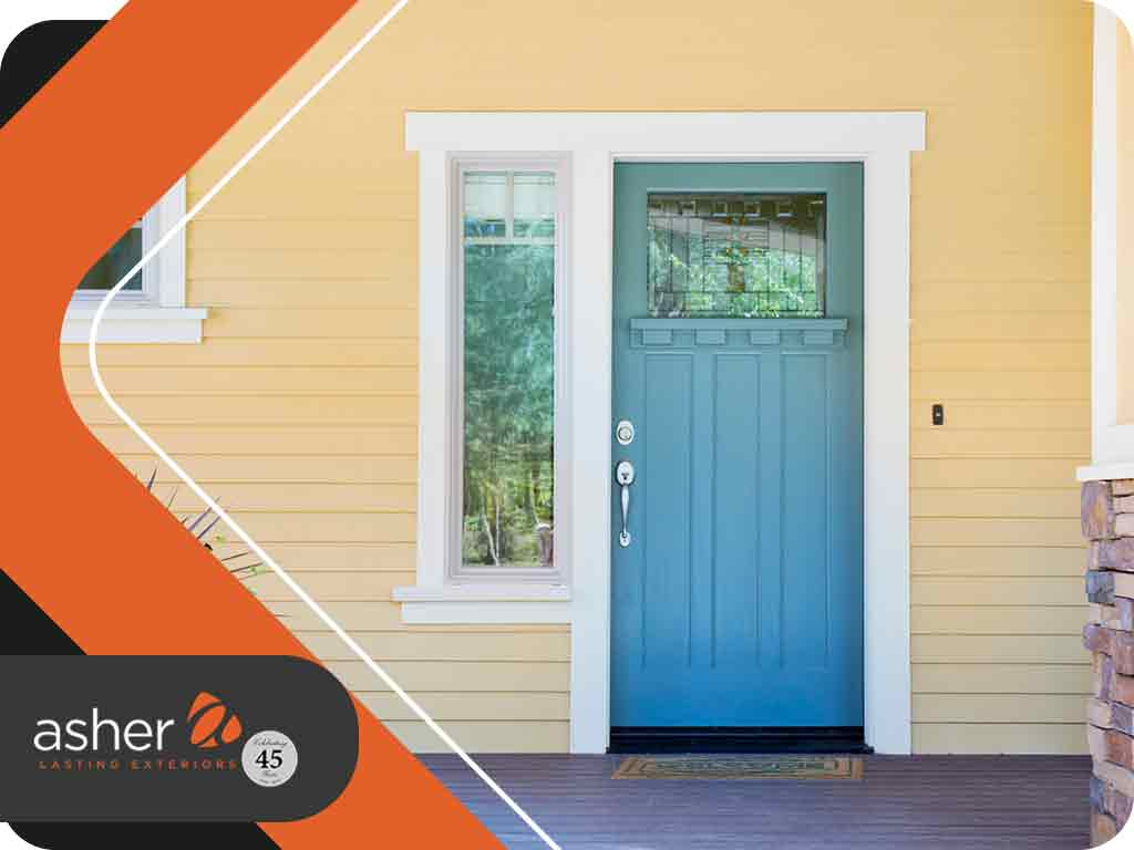 Today Asher Lasting Exteriors Your Front And Storm Doors Expert Has Compiled A List Of Highly Attractive Yet Rarely Used Uncommon Door Colors